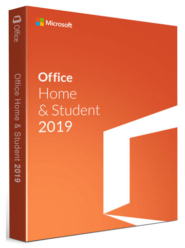 Office home & student 2019 1pc for only windows 10